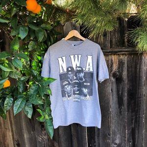 🎤🎤 Vintage NWA Rap Tee